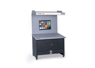 CC120 Color Proof Station Color Viewing Booth Table 45 Degree Stage Optional Accories